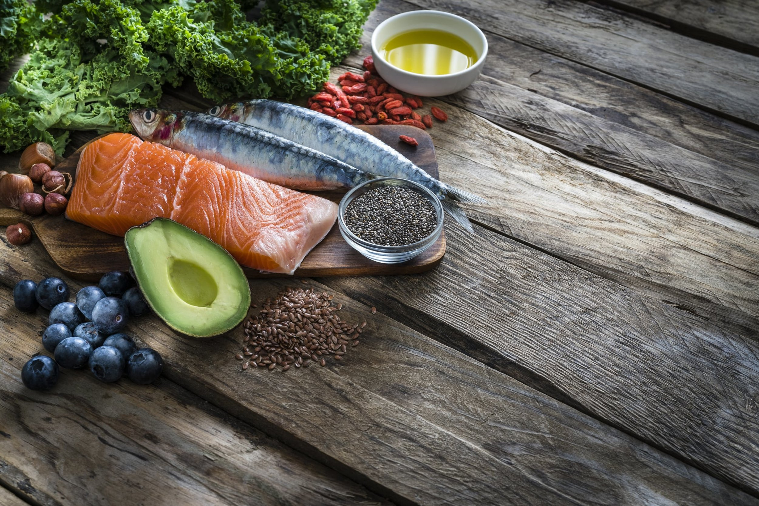 Antioxidant Food Supplements